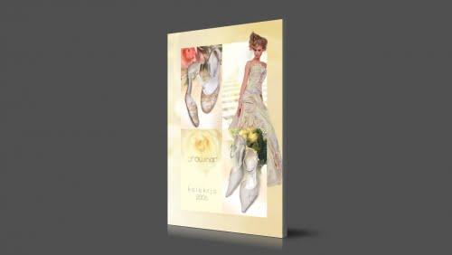 Growikar | kolekcja obuwia ślubnego | 2006