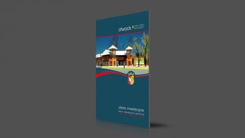Otwock - miasto z dobrym klimatem | oferta inwestycyjna | 2012