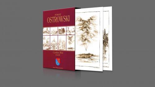 Powiat ostrowski | Czesław Woś - rysunki | 2012